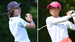 French Open U14: Alzas and Kong in the lead