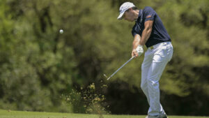 Golf: Warrior at the head of the Masters of Andalusia