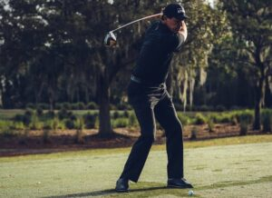 mickelson driver callaway hitting bombs