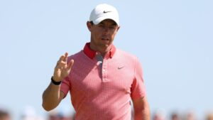 Rory McIlroy insists he's the best player in the world but hasn't played like this for 18 months